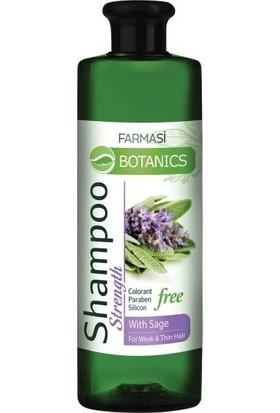 Farmasi Botanics Adaçayı Özlü Güçlendirici Şampuan