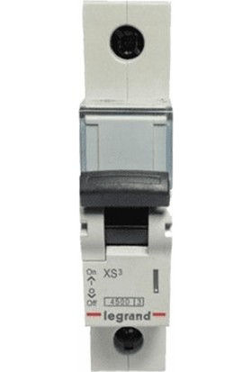 Legrand Monofaze 1 x 16A C Tipi Otomatik Sigorta 4,5 ka 403329