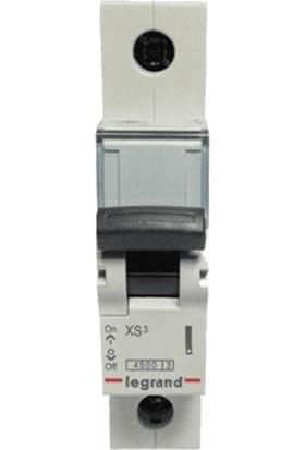 Legrand Monofaze 1 x 10A C Tipi Otomatik Sigorta 4,5 ka 403328