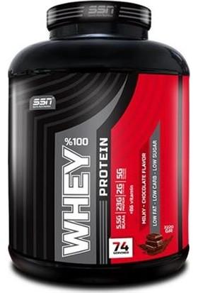 Ssn %100 Whey Protein 2220 gr Sütlü Çikolata