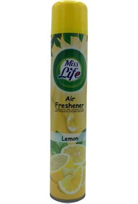 Miss Life Oda Kokusu Lemon 400 ml