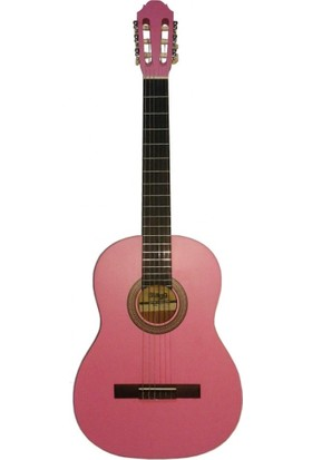 Stagg Pembe Klasik Gitar C440 4/4 Boy
