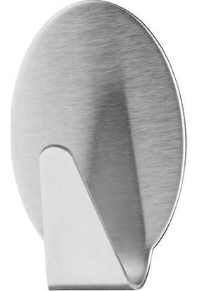 Tesa 66611 Kendinden Yapışkanlı Oval Metal Askı 2'li Paket