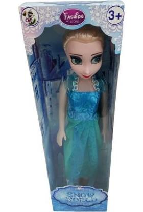 Kılıçlar Oyuncak Snow Worls Elsa Büyük Bebek