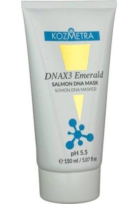 Kozmetra Dnax3 Emerald Salmon Dna Mask 150 Ml