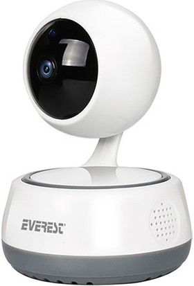 Everest DF-831W 2.0 Mp Hd Lens 3.6mm Ip Smart Wifi Network Tf Card Güvenlik Kamerası Yoosee