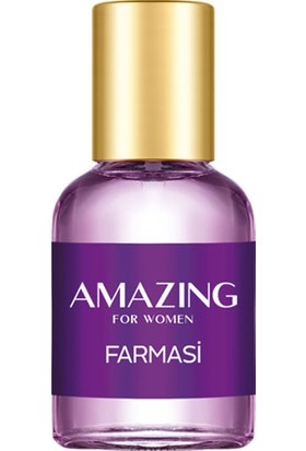 Farmasi Mmo Design Farmasi Amazing Edp 50 Ml Kadın Parfümü