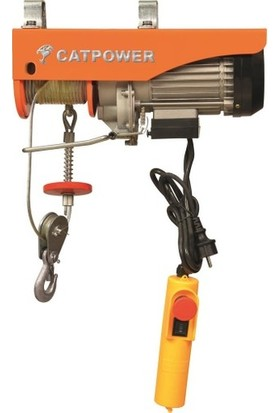 CatPower 7550 Elektrikli Vinç 400 - 800 kg