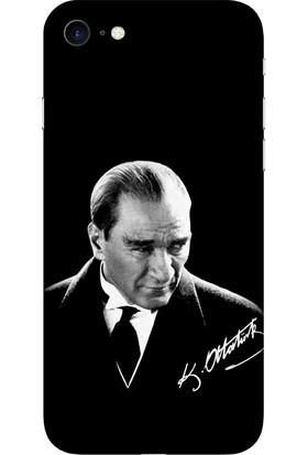 Kapak Olsun Apple iPhone 7 Atatürk Telefon Kaplaması