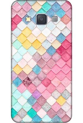 Kapak Olsun Samsung Galaxy A3 2015 Color Pul Telefon Kaplaması