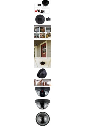 HomeCare Hareket Sensörlü Güvenlik Kamerası + Mini Asma Kilit