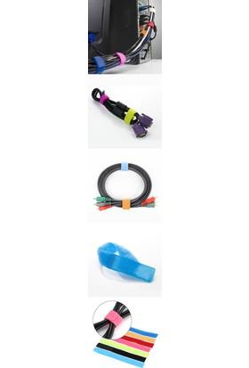 MasterCare 100 Adet 7 mm Mum + Sıcak Silikon Kablo Kelepçesi
