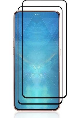 Kralphone Samsung Galaxy A80 Cam Ekran Koruyucu Temperli Şeffaf