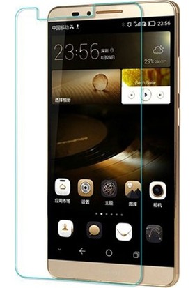 Kralphone Huawei Ascend G7 Cam Ekran Koruyucu Temperli Şeffaf