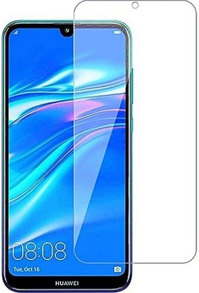 Kralphone Huawei Y7 2019 Cam Ekran Koruyucu Temperli Şeffaf