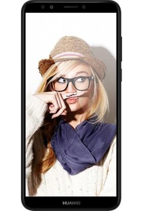 Kralphone Huawei Y7 Prime 2018 Cam Ekran Koruyucu Temperli Şeffaf