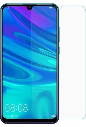 Kralphone Huawei Y7 Pro 2019 Cam Ekran Koruyucu Temperli Şeffaf