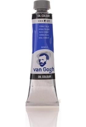 Van Gogh Yağlı Boya 40 ml 511 Cobalt Blue