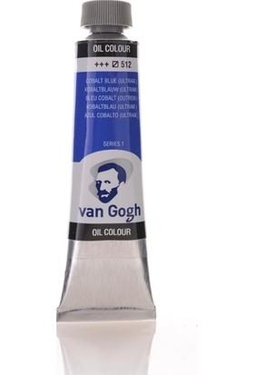 Van Gogh Yağlı Boya 40 ml 512 Cobalt Blue Ultramarine
