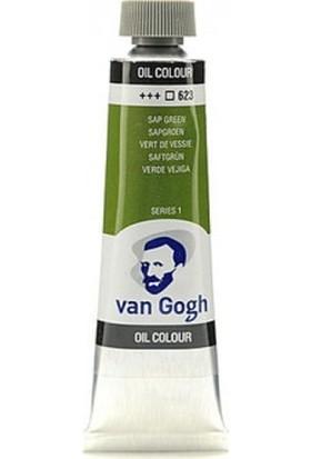 Van Gogh Yağlı Boya 40 ml 623 Sap Green