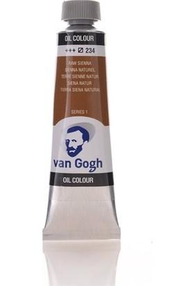 Van Gogh Yağlı Boya 40 ml 234 Raw Sienna