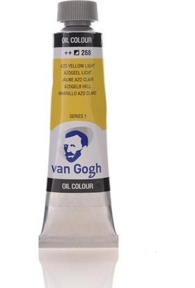 Van Gogh Yağlı Boya 40 ml 268 Azo Yellow Light