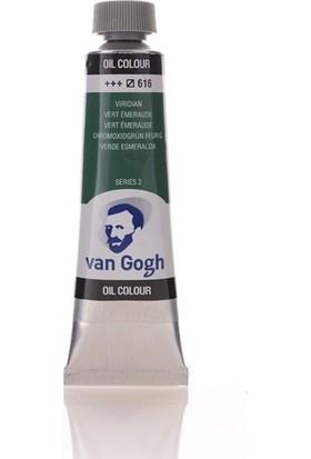 Van Gogh Yağlı Boya 40 ml 616 Viridian