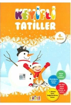 Key Yayınları 4. Sınıf Kış Tatil Kitabı