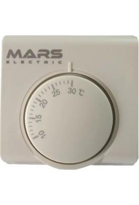 Mars S1 Analog Mekanik Oda Termostatı