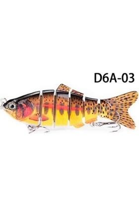 Aba Hunter Sahte Balık Yemi 10 cm 19.5 gr Rapala