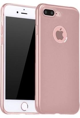 PP Teknoloji Apple iPhone 7 Plus Premier Slim Silikon Kılıf - Rose