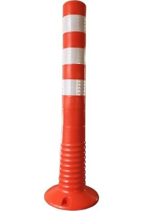 İlgi Trafik Delinatör 75 × 8 cm Esnek Trafik Delinatörü