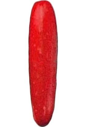 Çam Tohum Nadir Kırmızı Salatalık Tohumu 5'li