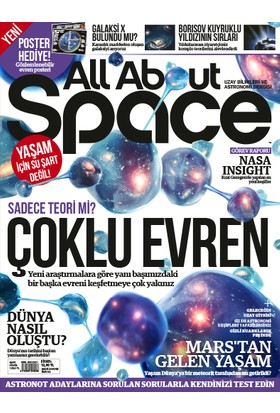 All About Space Dergisi Abonelik (12 Sayı)