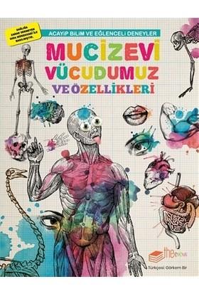 Acayip Bilim Ve Eğlenceli Deneyler:Mucizevi Vücudumuz Ve Özellikleri - Mike Clark