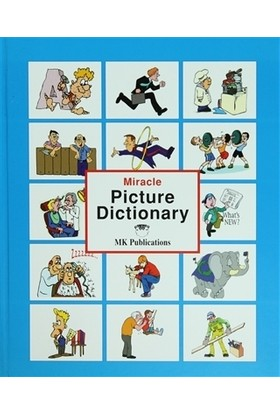 Mk Publications Picture Dictionary