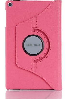 "Corsair Samsung Galaxy Tab A 8.0"" T290/295/297 360 Derece Döner Tablet Kılıf Pembe"