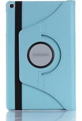 "Corsair Samsung Galaxy Tab A 8.0"" T290/295/297 360 Derece Döner Tablet Kılıf Mavi"