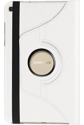 "Corsair Samsung Galaxy Tab A 8.0"" T290/295/297 360 Derece Döner Tablet Kılıf Beyaz"
