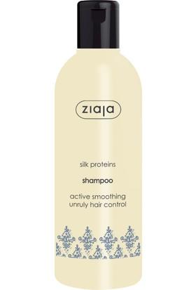 Ziaja İpek Proteinleri Saç Şampuanı 300 ml