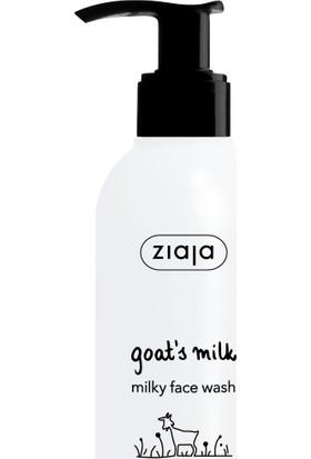 ZIAJA Keçi Sütü Yüz Temizleme Sütü 200 ml