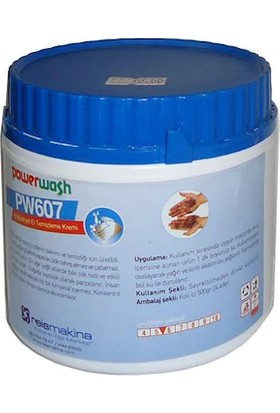 Powerwash PW607 El Temizleme 500GR