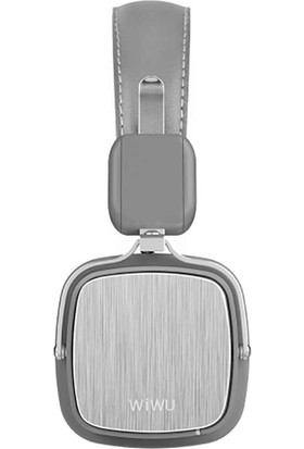 Wiwu Metro 2 Bluetooth Kulaklık - Gri