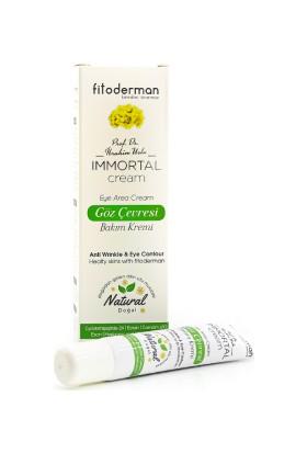 Fitoderman Immortal Cream Göz Çevresi Bakım Kremi 20 ml