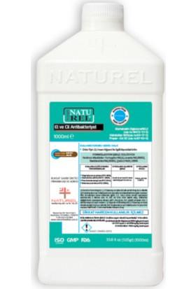 Naturel El ve Cilt Temizleyici - 1000 ml