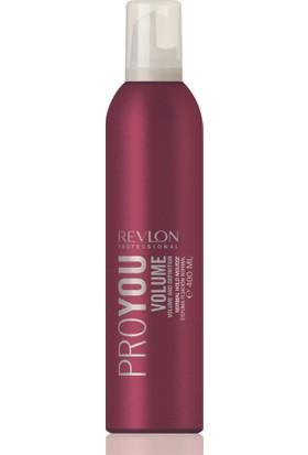 Revlon Pro You Volume & Definition Normal Hold Mousse Hacim Köpüğü 400ML