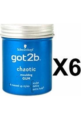 GOT2B Choatic Krem 100ml x6