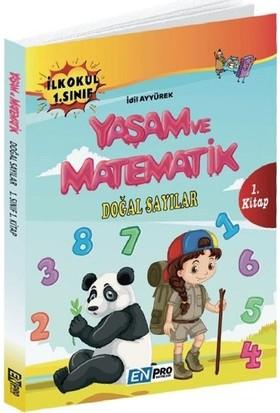 Enpro İlkokul 1. Sınıf 1. Kitap-Doğal Sayılar-Yaşam Ve Matematik