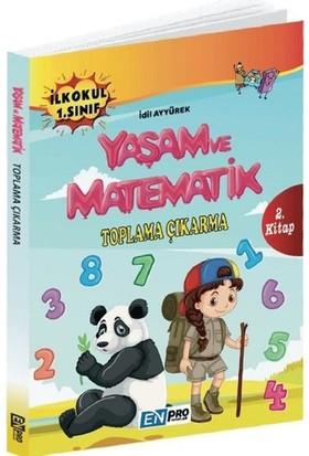 Enpro İlkokul 1. Sınıf 2. Kitap-Toplama Çıkarma-Yaşam Ve Matematik