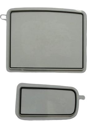 Horusbennu Nikon D300 D300S Için Ikili LCD Ekran Koruyucu